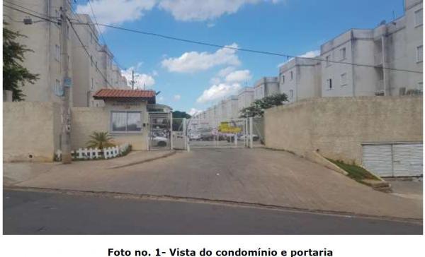 APARTAMENTO NO CONDOMÍNIO RESIDENCIAL VILAS DO TAUBATÉ II EM CAMPINAS/SP