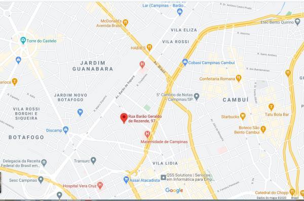 SALA COMERCIAL NO CONDOMÍNIO DOT HOME & OFFICE EM CAMPINAS/SP