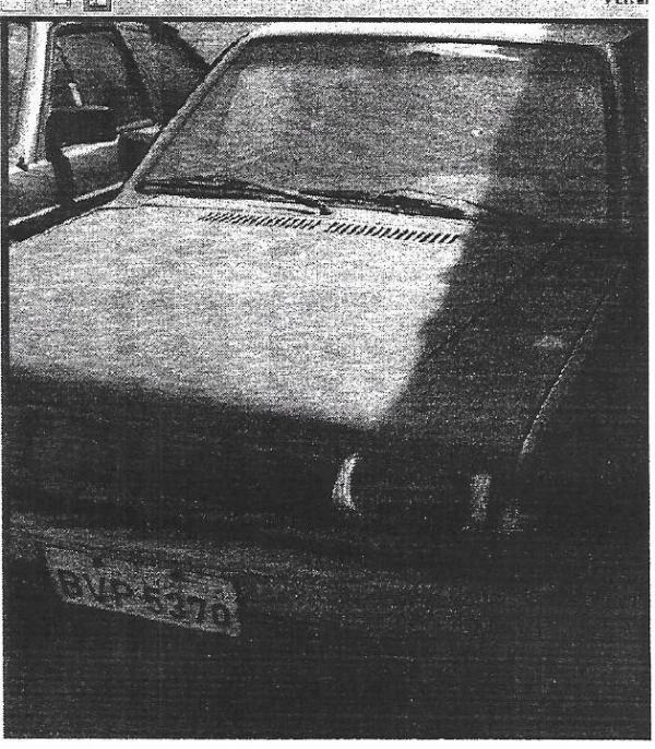VEÍCULO VW GOL 1000 1995/1996