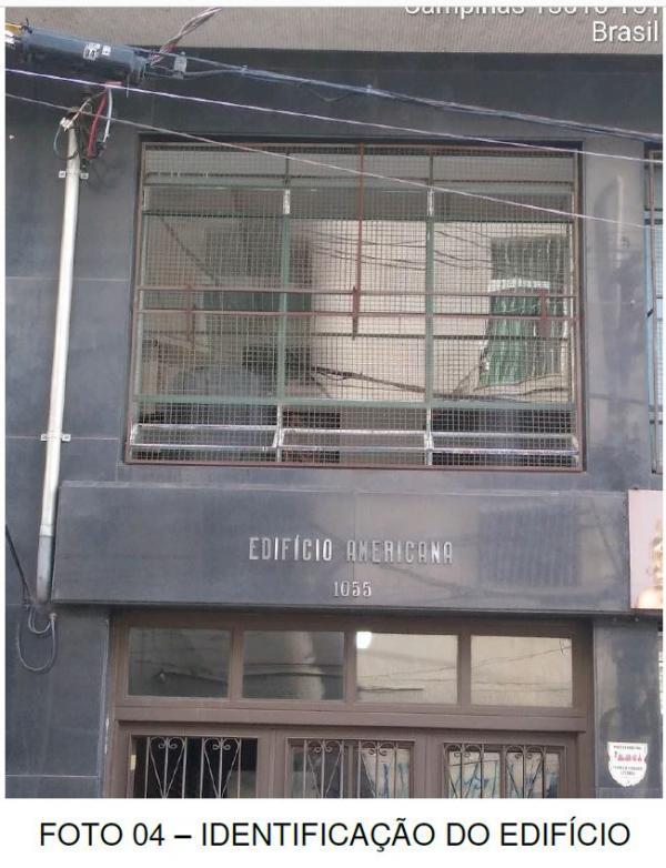 APARTAMENTO NO EDIFÍCIO AMERICANA EM CAMPINAS/SP