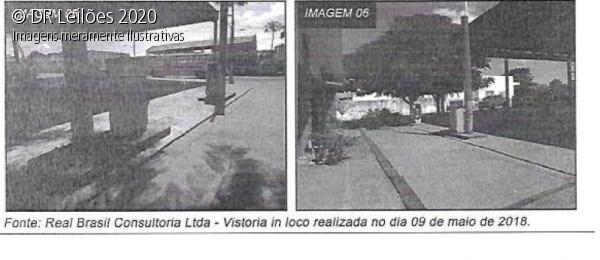 PRÉDIO COMERCIAL EM CASSILÂNDIA/MS